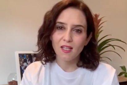 Así cuenta Isabel Díaz Ayuso cómo ha dado positivo con coronavirus después de un primer negativo