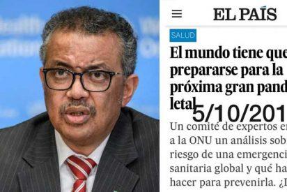 La noticia que revela que apenas nadie lee periódicos: El País publicó en 2019 un informe de la OMS avisando de una