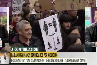 'El Burladero' caza la confesión que retrata por fin a la sectaria Cristina Fallarás: