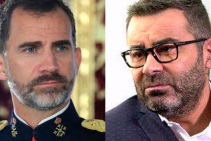 El coronavirus 'inocula' saña antimonárquica en Jorge Javier Vázquez