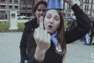 El Quilombo / Cake Minuesa desenmascara a una 'feminazi' que gritaba