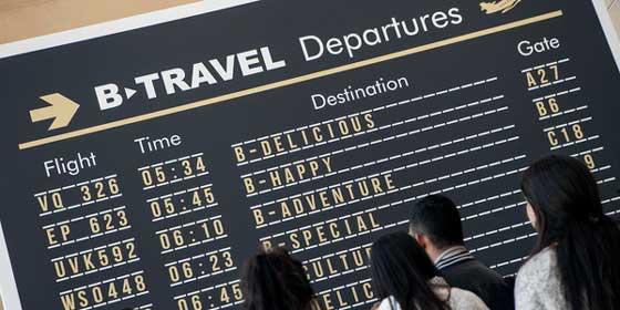 "El Coronavirus ""se carga"" el Salón de Turismo B-Travel de Barcelona"