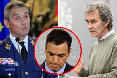 La desvergüenza hecha Gobierno: un informe de Sanidad y una petición a la OTAN que desnudan el error fatal de Pedro Sánchez