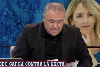 Ferreras se revuelve como un oso herido contra el disparo de Cayetana: