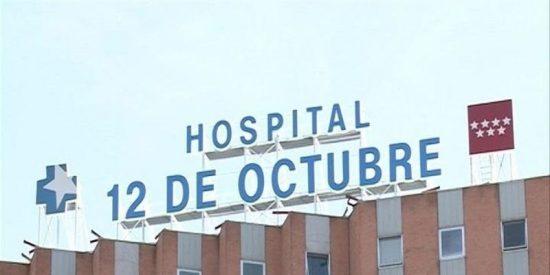 """José Gracia, enfermero del Hospital 12 de Octubre de Madrid: """"Se está dejando morir gente"""""""