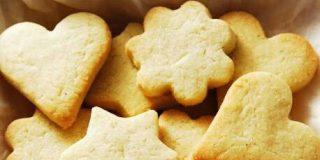 Galletas de mantequilla para hacer con niños