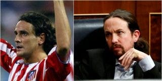 Brutal 'patada' de un exfutbolista a Pablo Iglesias: