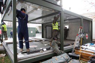 El Ejército abrirá hospitales de campaña en La Paz e Infanta Leonor ante el colapso por el coronavirus