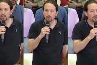 Jiménez Losantos desvela el trilerismo de Pablo Iglesias para seguir trincando gracias a sus ingenuos votantes: