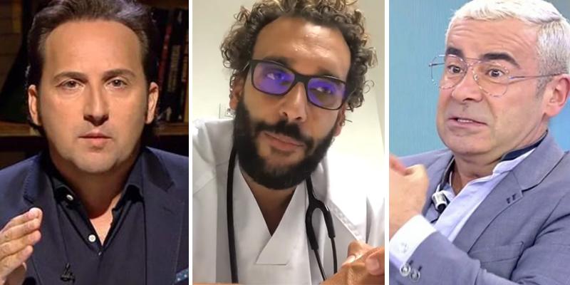 """Iker Jiménez entrevista a 'Spiriman', el médico que sigue destrozando a los de 'Sálvame': """"¡Son cuatro mierdas!"""""""