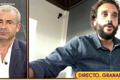 'Spiriman' vuelve a 'Sálvame' para abatir a Jorge Javier Vázquez: