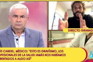 """El médico andaluz que destapó la basura que es 'Sálvame' y que humilló a Jorge Javier Vázquez: """"¡Pedro Sánchez es un mierda!"""""""