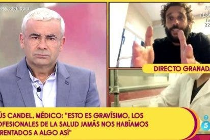 El médico andaluz que destapó la basura que es 'Sálvame' y que humilló a Jorge Javier Vázquez: