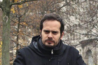 José Puglisi, redactor de Periodista Digital: reconocido por la Asamblea Nacional de Venezuela por defender la libertad de expresión