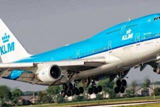 Coronavirus: Avión de KLM, que no pudo aterrizar en Guayaquil, repatrió de Quito a 170 extranjeros