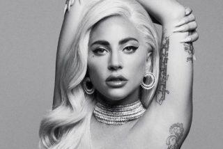 Otro aliciente para pasar la dura cuarentena: el desnudo integral de una imperiosa Lady Gaga