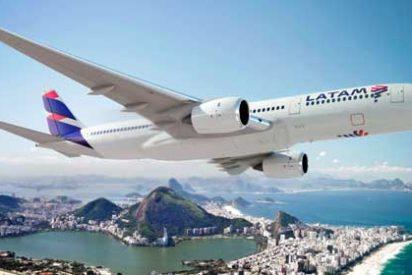 LATAM anuncia uso obligatorio de mascarillas en todos sus vuelos a partir del 11 de mayo