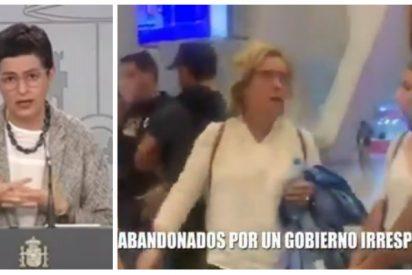 El vídeo que demuestra que la ministra de Exteriores miente como una cosaca a los españoles tirados en el extranjero