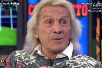 El 'loco Gatti', ingresado en Madrid por coronavirus a sus 75 años