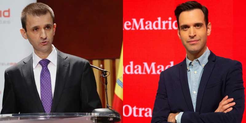 Madrid reprende en público al directivo 'hooligan' de Telemadrid que celebró la cacerolada contra el Rey