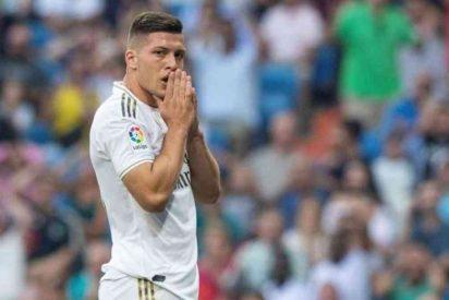 Real Madrid: la policía serbia denuncia a Jovic por saltarse la cuarentena del coronavirus