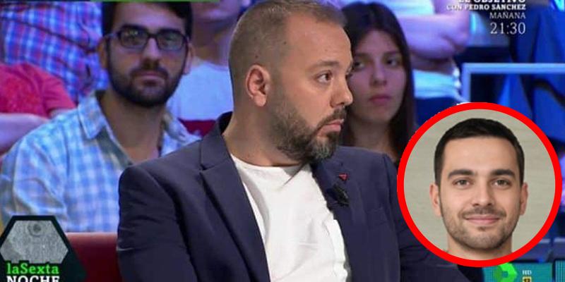 """Antonio Maestre, como una hidra cuando descubren a Miguel Lacambra, su periodista fake de La Marea: """"Sois hijos de puta de la peor condición"""""""