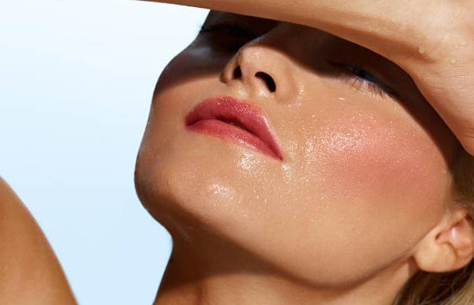 Maquillaje para el calor