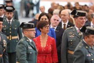 Un Guardia Civil es puesto en cuarentena por el Servicio de salud Vasco y los mandos lo obligaron a trabajar