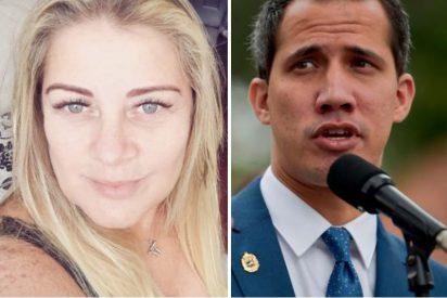 La 'sutil' amenaza de muerte de la viuda de Hugo Chávez a Juan Guaidó