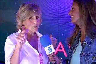 Fiesta dramática para Telecinco: Mercedes Milá estalla y cuenta el negro y delictivo secreto de Gran Hermano