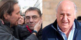 Un Monedero histérico por las donaciones de Inditex tira de especulaciones para atacar a Amancio Ortega