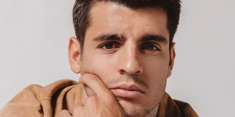 """El motivo que ha llevado a Morata a dejar las redes sociales """"por tiempo indefinido"""""""
