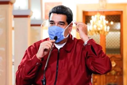 """Nicolás Maduro lanza la """"operación rescate"""" para expropiar todos los activos en manos de Juan Guaidó"""
