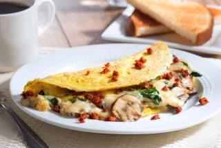 Omelette: El secreto de su técnica