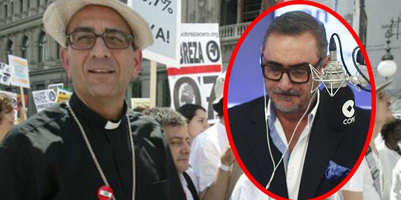 Pánico en COPE: Omella, el nuevo jefe de los Obispos, en guerra con Carlos Herrera