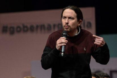 El chavista Pablo Iglesias se quita la careta y amenaza con meter en la cárcel a los periodistas que destapen la corrupción de Podemos