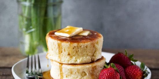 Panqueques Soufflé: La más esponjosa receta japonesa