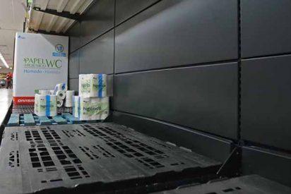 Crisis del coronavirus: El misterio del papel higiénico que desaparece de los supermercados