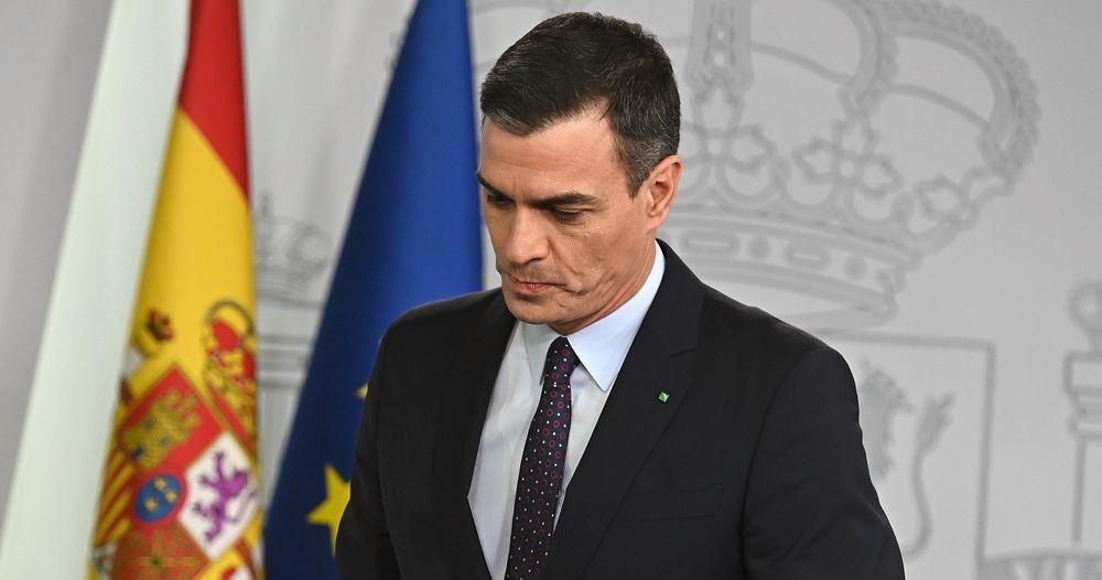 El Parlamento Europeo investigará la mordaza socialcomunista de Pedro Sánchez