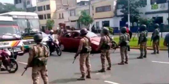 Perú: Tres años de cárcel para los que se salten la cuarentena