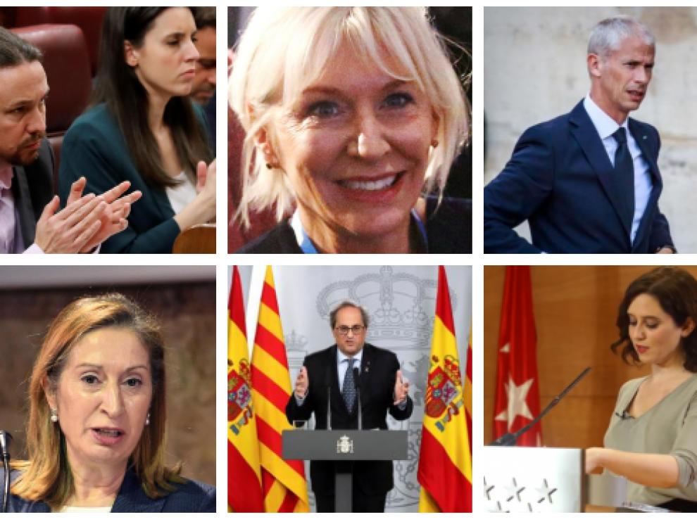 Coronavirus: España 'presume' de la tasa más alta de políticos con COVID-19