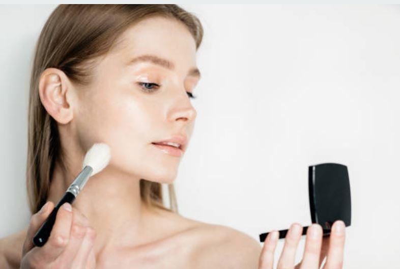 fijar el maquillaje