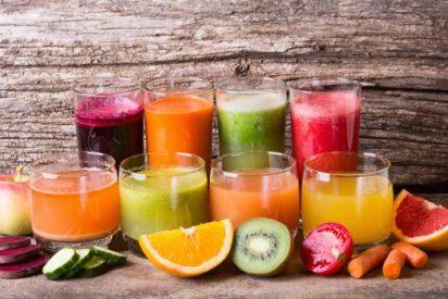 Zumo de frutas y vegetales: Una potente receta para subir las defensas