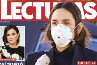 La imagen más devastadora de Tamara Falcó en la incineración de su padre