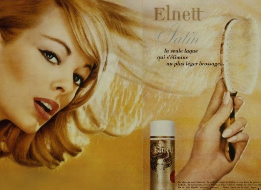 Productos icónicos de belleza laca Elnett