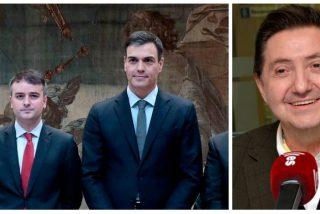 Losantos exige usar el documental nazi de Iván Redondo como prueba de la traición de Sánchez a España