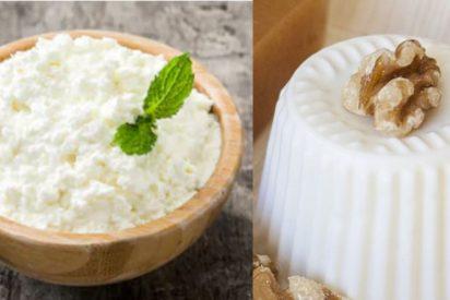 Diferencias entre queso fresco y requesón
