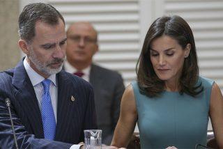 Impacto en Casa Real: filtran broncas y conversaciones privadas por Skype entre Don Felipe y Doña Letizia
