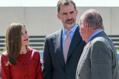 Don Juan Carlos la monta: humilla en una comida a Doña Letizia y deja atónitos a los comensales
