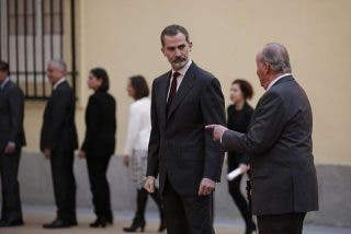 """Filtran la brutal pelea entre el rey Felipe y Don Juan Carlos: """"¡Lo hago por la Princesa de Asturias!"""""""